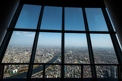 Токио Skytree палубы Tembo Стоковое Фото