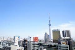 токио skytree Стоковое Изображение