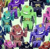 Толпа роботов Стоковые Изображения