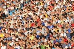 толпа Стоковые Изображения