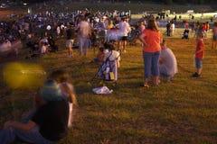 толпы Стоковая Фотография RF