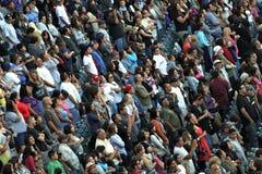 толпы Стоковые Фото