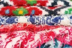 Толстое одеяло шерстей Стоковые Фотографии RF