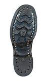 толщиная ботинка высоко грубая единственная Стоковые Изображения RF