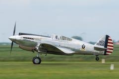 Томагавк Curtiss P-40 Стоковая Фотография