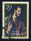Томас El Greco стоковое фото