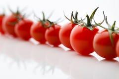 томаты вишни белые стоковое фото rf