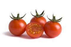 томаты выреза вишни Стоковое Изображение RF