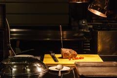 томаты крена мяса обеда, котор курят wedding Стоковое Фото