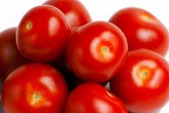 томаты кучи Стоковое Изображение