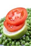 томаты лимона Стоковое Изображение