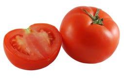 томаты предпосылки белые стоковые изображения rf