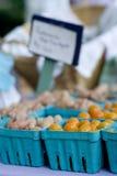 томаты рынка s хуторянина стоковые фотографии rf