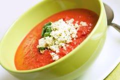 томаты супа Стоковые Изображения