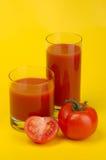 томаты томата сока Стоковые Изображения RF