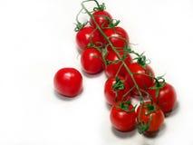 томаты 1 вишни Стоковая Фотография