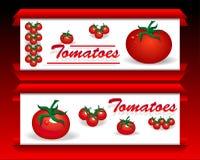 томаты бесплатная иллюстрация