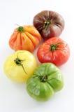 томаты heirloom стоковые изображения rf