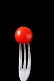 томат вилки Стоковое Фото