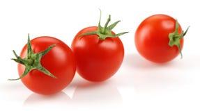 томат вишни свежий Стоковое Изображение