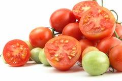 томат вишни Стоковые Фотографии RF