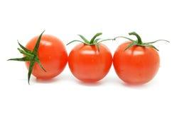 томат красного цвета вишни Стоковое фото RF