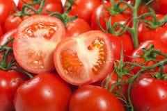томат красного цвета еды Стоковые Фотографии RF