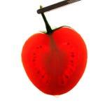 томат ломтика Стоковые Изображения RF