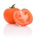 томат отражения зрелый Стоковое Фото