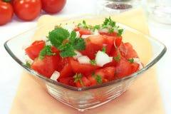 томат салата Стоковые Изображения RF