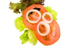 томат салата Стоковая Фотография