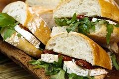 томат сандвича сыра Стоковые Фото