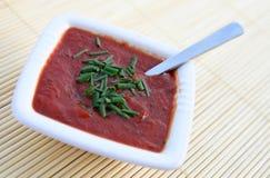 томат соуса петрушки Стоковые Изображения