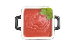 томат соуса стоковое изображение rf