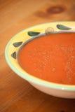 томат супа шара Стоковое фото RF