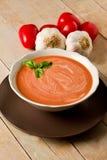 томат супа Стоковые Изображения