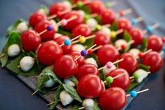 томат сыра заполненный Стоковое Фото