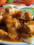 томат цыпленка Стоковое Изображение