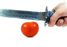томат шпаги стоковые изображения