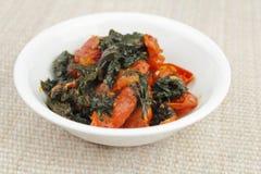 томат kale закуски Стоковые Фото