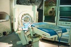 Томография компьютера Ct Музей науки, Лондон, Великобритания Стоковая Фотография RF