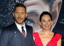 Том выносливое и Келли Марсель стоковое изображение rf