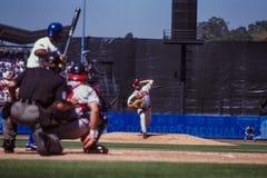 Том Glavine Атланта Braves Стоковое Изображение RF