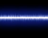 Тональнозвуковая волна Стоковое фото RF