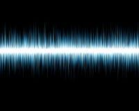 Тональнозвуковая волна Стоковое Изображение