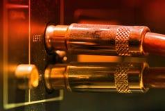 тональнозвуковое соединение fi высокое Стоковые Фото