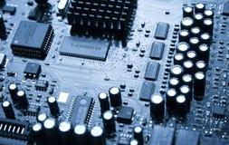 тональнозвуковой большой компьютер обломока стоковое изображение rf