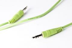 тональнозвуковой кабель Стоковая Фотография