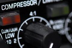 тональнозвуковой ограничитель компрессора Стоковые Фото