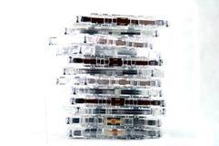 тональнозвуковые ленты кучи Стоковые Изображения